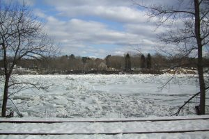 Kennebec River 1/27/10